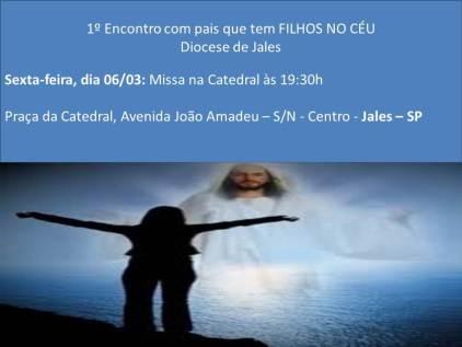 1. ENCONTRO DIOCESE JALES