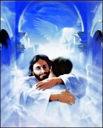 Abraço eterno