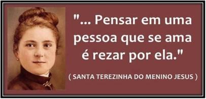 FRASE DE SANTA TERESINHA1