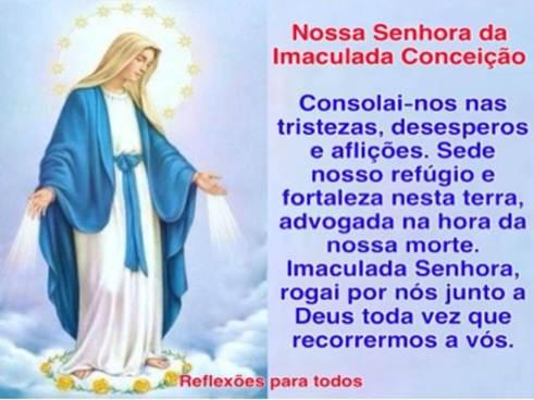 Nossa Sra Imaculada Conceição
